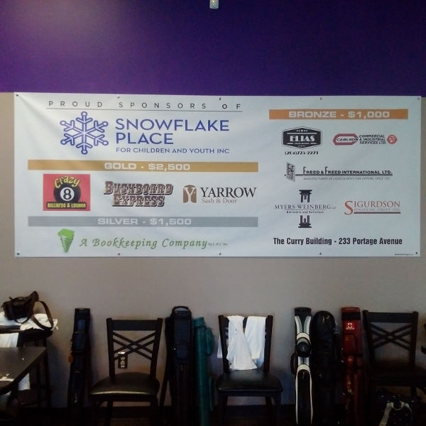 Proud Sponsors of Snowflake Place